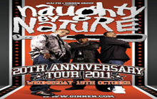 Naughty By Nature Auckland Promo