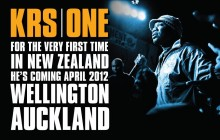 KRS One Tour