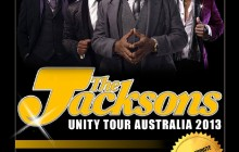 JACKSONS UNITY TOUR 2013