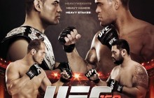 UFC 160 Mark Hunt Vs Dos Santos @ MGM, Vegas 25 May