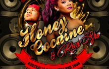 honey cocaine main flyer9